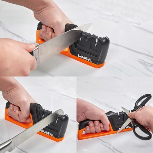 Sharpal 'Кухонні точило для ножів та ножиць'  - Фото 4