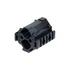 Кріплення Leapers UTG MNT-BR005XL для стовбура діаметром 20-25 мм, 3 планки