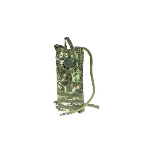 Гидратор Skif Tac с чехлом и крышкой 2,5 литра ц:kryptek green  - Фото 1