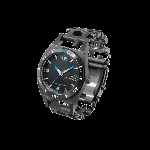 Годинник-браслет Leatherman Tread Tempo (black)  - Фото 1