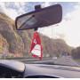 Ароматизатор в авто вітрило для віндсерфінга Gun Torro  - Фото 3