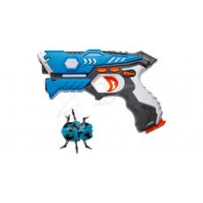 Лазерний пістолет Canhui Toys Laser Gun CSTAR-23 BB8823B з жуком