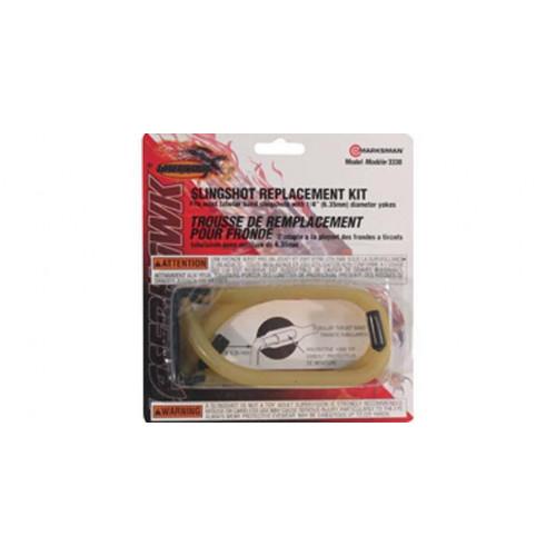 Гумка Marksman Replacement Band kit ц:жовтий  - Фото 1