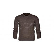 Пуловер Seeland Compton. Розмір - 2XL. Колір - коричневий