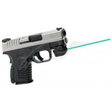 Целеуказатель LaserMax MICRO II на планку Picatinny/Weaver зелений