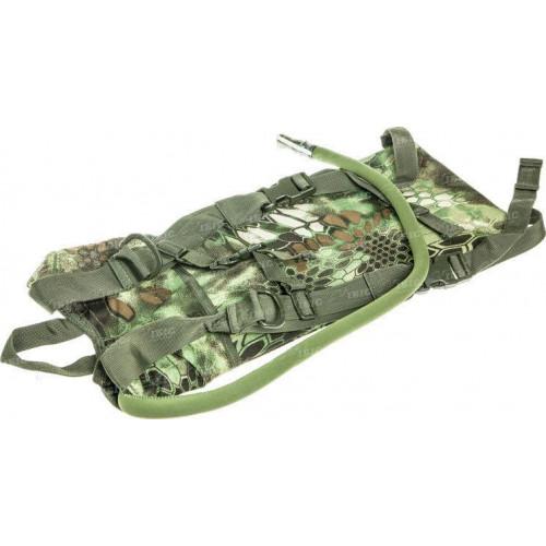 Гидратор Skif Tac с чехлом и крышкой 2,5 литра ц:kryptek green  - Фото 2