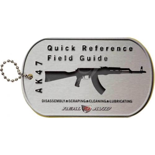 Брелок Real Avid AK47 Field Guide  - Фото 1
