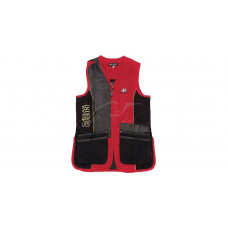 Жилет Caesar Guerini RED & BLACK XL