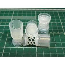 Пиж-контейнер 12 до для навішування дробу 28 г (100 шт)