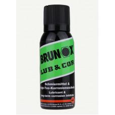BRUNOX Lub & Cor масло продолжительного действия 100 мл