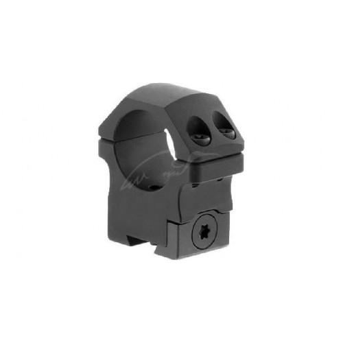 Кільця Leapers UTG PRO P. O. I. d - 25.4 мм Medium. Ластівчин хвіст  - Фото 1