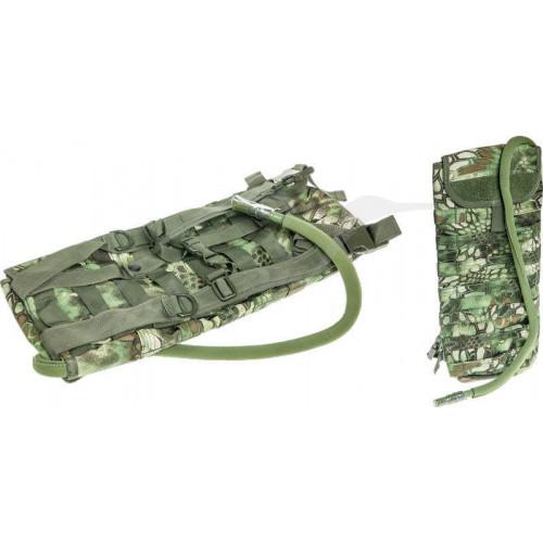 Гідратор Skif Tac з чохлом MOLLE 2,5 літра ц:kryptek green  - Фото 3