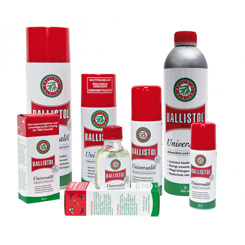 BALLISTOL Spray масло універсальне  - Фото 1