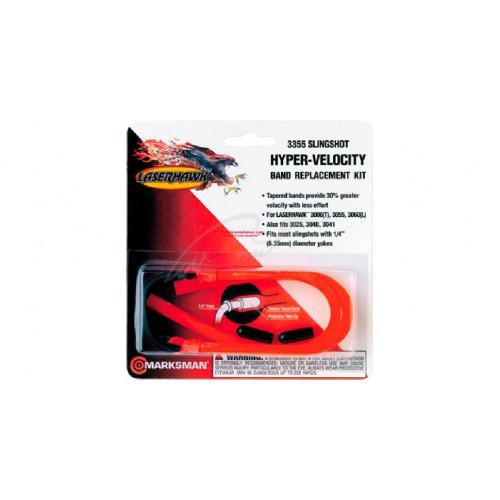 Гумка Marksman Replacement Band Kit ц:червоний  - Фото 1