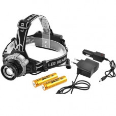 Ліхтар налобний Police W002-XPE zoom