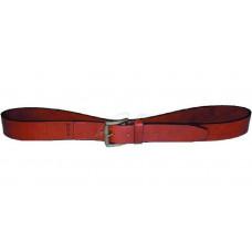 Ремінь Riserva для штанів. Колір - червоний