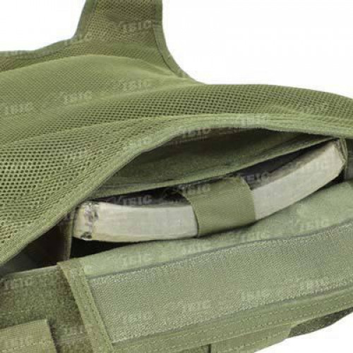 Жилет тактичний Condor Quick Release Plate Carrier ц:coyote tan  - Фото 4
