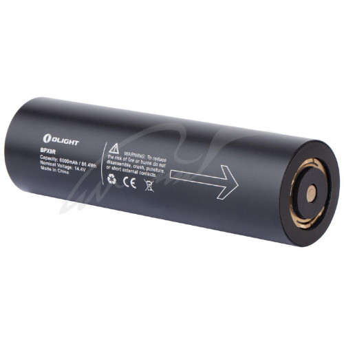 Аккумуляторный блок Olight X9RBP 6000mAh 14.4V для X9R  - Фото 3