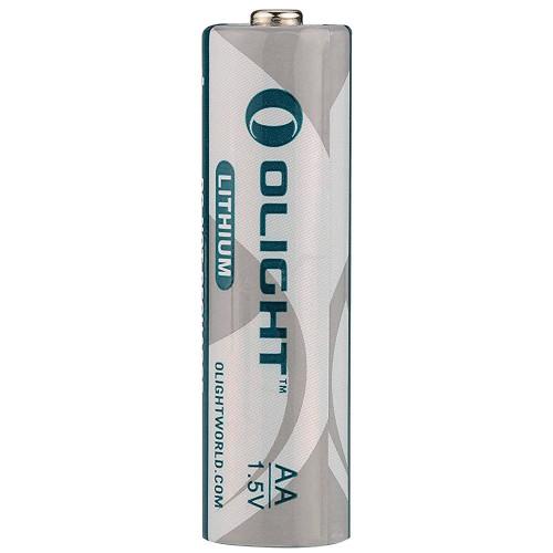 Батарея Olight АА 1.5V Литиевая  - Фото 2