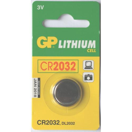 Батарейка GP CR2032-U5   - Фото 1