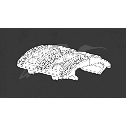 Захисна Накладка Magpul XTM на планку Weaver/ Picatinny  - Фото 4