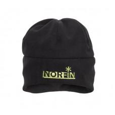 Флісова Шапка мембранна NORFIN Nordic чорна