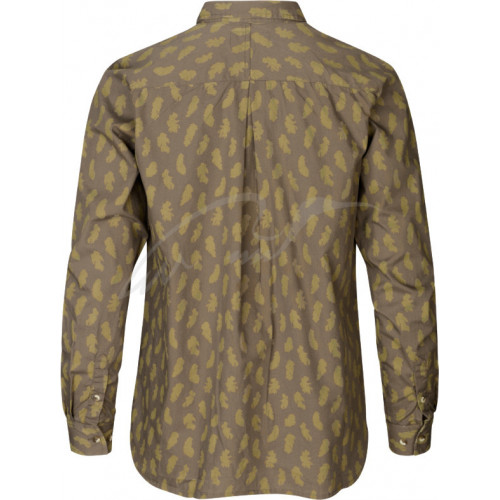 Блуза Seeland Skeet lady. Розмір - XL. Колір - оливковий  - Фото 2