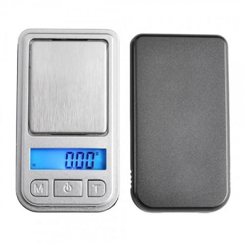 Ваги електронні 200/0,01 г 6202-PA/MINI Scale  - Фото 1