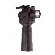 Рукоять з ліхтарем і лазер.целеуказателем NcStar