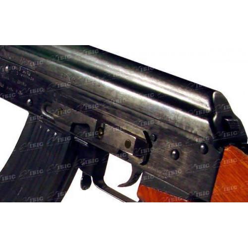 Бічна Планка Leapers UTG Sporting Type для AK. Висота - 7,62 мм. Ластівчин хвіст  - Фото 2