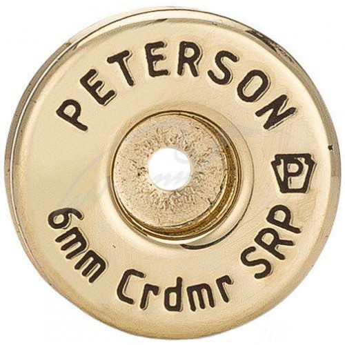 Гільза Peterson некапсулированная калібр 6 mm Creedmoor Small Rifle Primer 50 шт/уп  - Фото 2