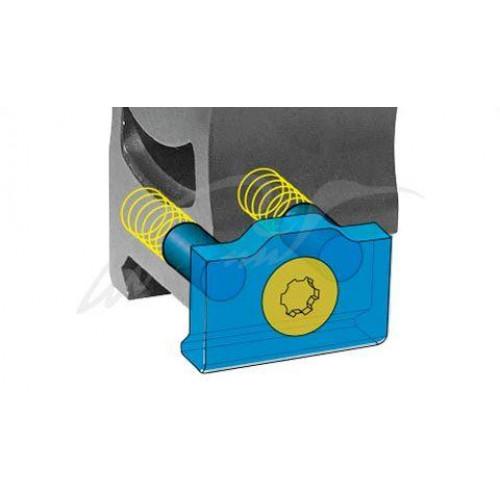 Кільця Leapers UTG PRO P. O. I. d - 1 (25.4 мм). Medium. Weaver/Picatinny  - Фото 2
