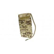 Гідратор Skif Tac з чохлом MOLLE 2,5 літра ц:kryptek khaki