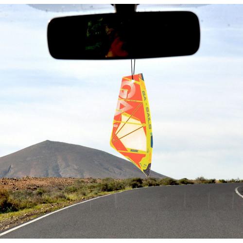 Ароматизатор в авто вітрило для віндсерфінга Gaastra Manic  - Фото 2