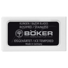 Змінні леза Boker Double Edge Razor Blades (10шт/уп)