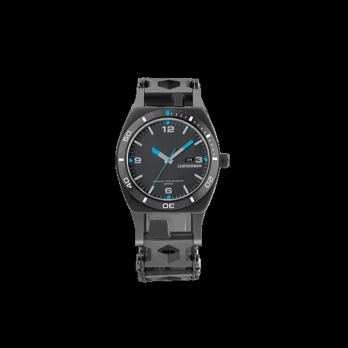 Годинник-браслет Leatherman Tread Tempo (black)  - Фото 2