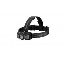 Ліхтар налобний Ledlenser MH7 Black Gray rechargeable (коробка)