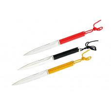Метальні ножі 3 шт., дл. 190 мм