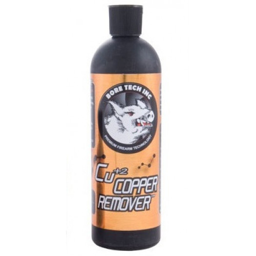 Засіб для зняття омеднения стовбура Bore Tech Copper Remover 473 ml  - Фото 1