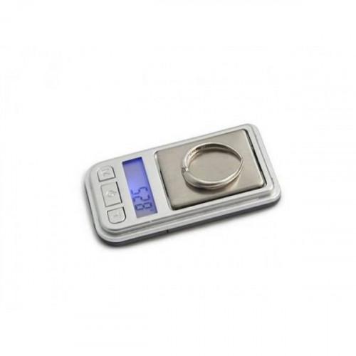 Ваги електронні 200/0,01 г 6202-PA/MINI Scale  - Фото 2
