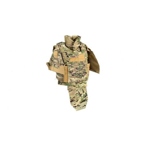 Жилет тактичний Defcon 5 Raptor Vest Complete Set. Колір - мультикам  - Фото 1