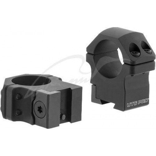 Кільця Leapers UTG PRO P. O. I. d - 25.4 мм Medium. Ластівчин хвіст  - Фото 2