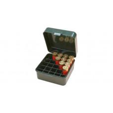 Коробка MTM Dual Gauge Shotshell Case 3.5' на 25 патронів кал. 12/89. Колір – зелений