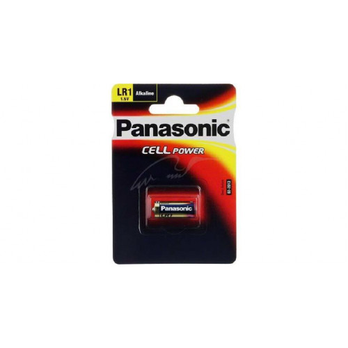 Батарея Panasonic LR1 BLI 1 ALCALINE  - Фото 1