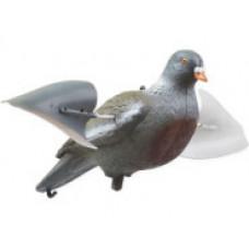 Підсадна опудало ГОЛУБ Birdland імітація польоту, робота від вітру