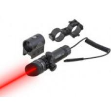 ЛЦУ JG1/3R (червоний промінь) кріплення weaver/кільце 25,3 мм