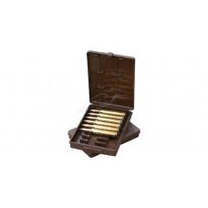 Коробка MTM Ammo Wallet на 9 патронов кал. 308 Win, 30-06. Цвет - коричневый
