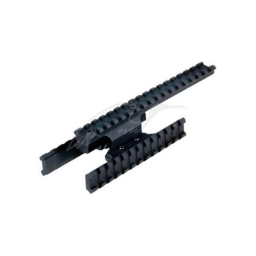 База кріплення Leapers UTG MNT-MNTR01 для карабіна Мосіна. L 203 мм  - Фото 1