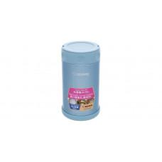 Пищевой термоконтейнер ZOJIRUSHI SW-FCE75AB 0.75 л ц:голубой