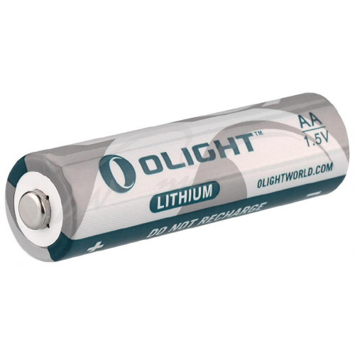 Батарея Olight АА 1.5V Литиевая  - Фото 1